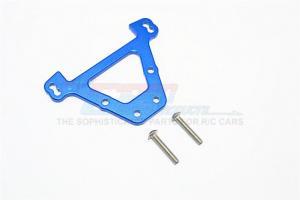 Bulkhead Tie-Bars Aluminum Blue E-Revo 2.0 GPM