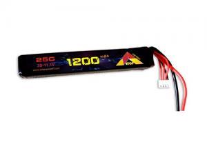 ETOP Power Airsoft Lipo 3S 1200mAh 25C Dean kontakt