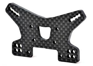 Shock Tower 3mm Carbon Rear Mini Eight Truggy