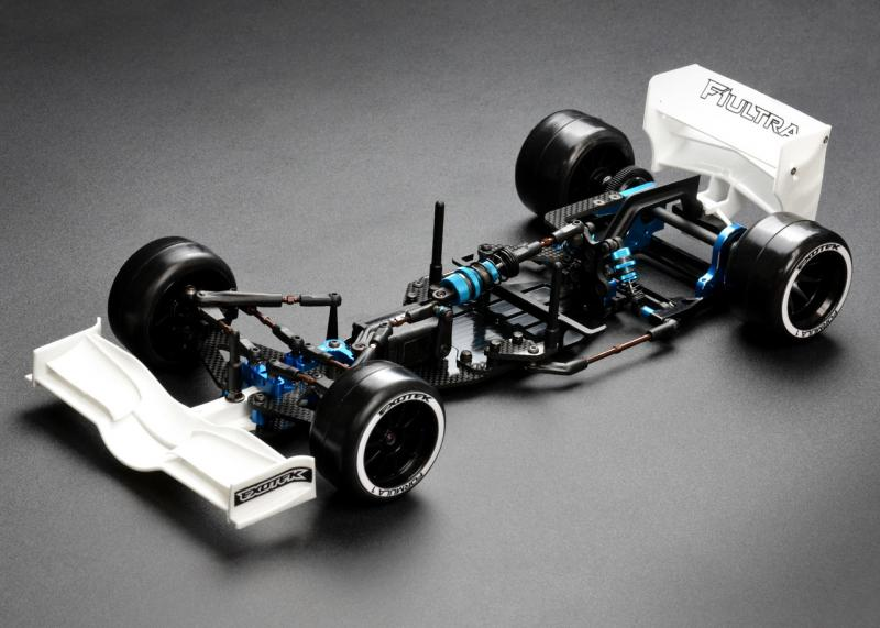 F1 Ultra 1/10 Competition Kit Exotek Racing