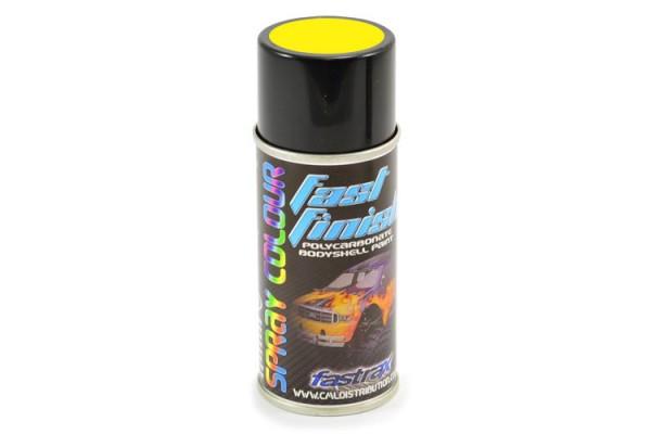 Lexan Spray Färg Gul Glow Fastrax 150ml