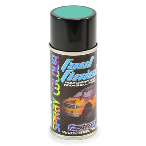 Lexan Spray Färg - Blå/Grön 150ml FASTRAX