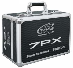 Sändarväska Aluminium Futaba T7PX