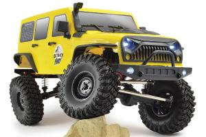 FTX Outback Fury 4x4 RTR Trail Crawler