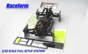 Setup Full Station 1/10 Offroad Team Raceform