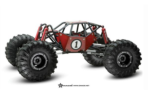 GMADE 1/10 R1 Rock Buggy 4wd Crawler RTR (utan batteri o laddare)