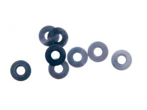 3mm Spacer (0,5mm) 8 pcs Hard Anodized MRX-6