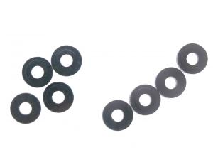 3mm Spacer (3,0mm) 8 pcs Hard Anodized MRX-6