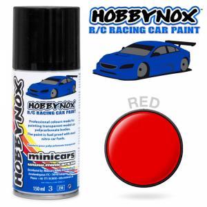 Lexan Spray Färg - Röd 150ml