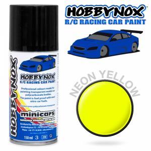 Lexan Spray Färg - Neon Gul 150ml