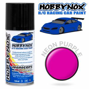 Lexan Spray Färg - Neon Lila 150ml