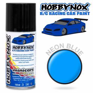 Lexan Spray Färg - Neon Blå 150ml