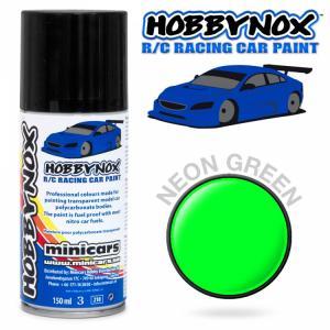 Lexan Spray Färg - Neon Grön 150ml