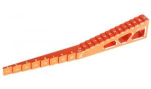 Height/Droop Guage Orange Alu