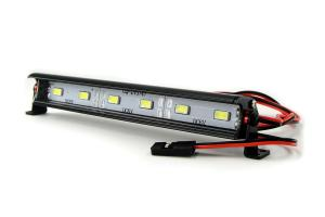 Ljusramp LED Aluminium (6 LED) 103mm