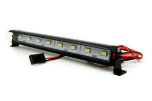 Ljusramp LED Aluminium (8 LED) 135mm