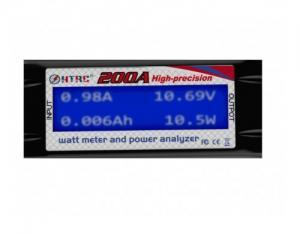 Batteritestare/Wattmätare 200A