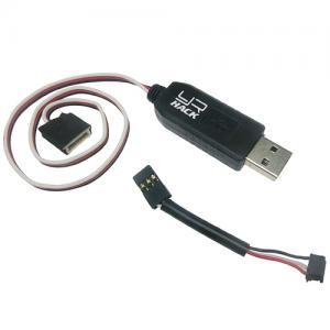 USB Kabel Firmware uppdatering Hacktronic