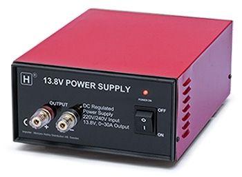 Nätaggregat 230VAC, 30A-13.8V Switching