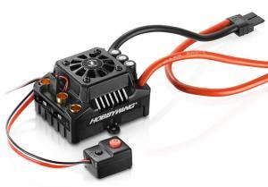 EzRun MAX8 V3 150A Fartreglage 1/8 m. programmeringskort
