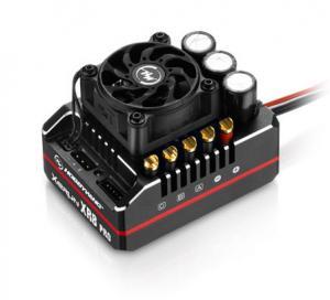 XeRun XR8 Pro 1/8 G2 200A Fartreglage