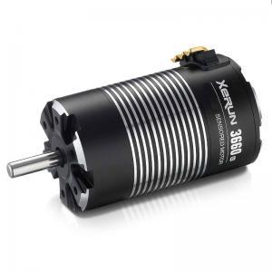 Borstlös Motor 1/10 4-pol Sensor 4000kv 3660 G2 Hobbywing