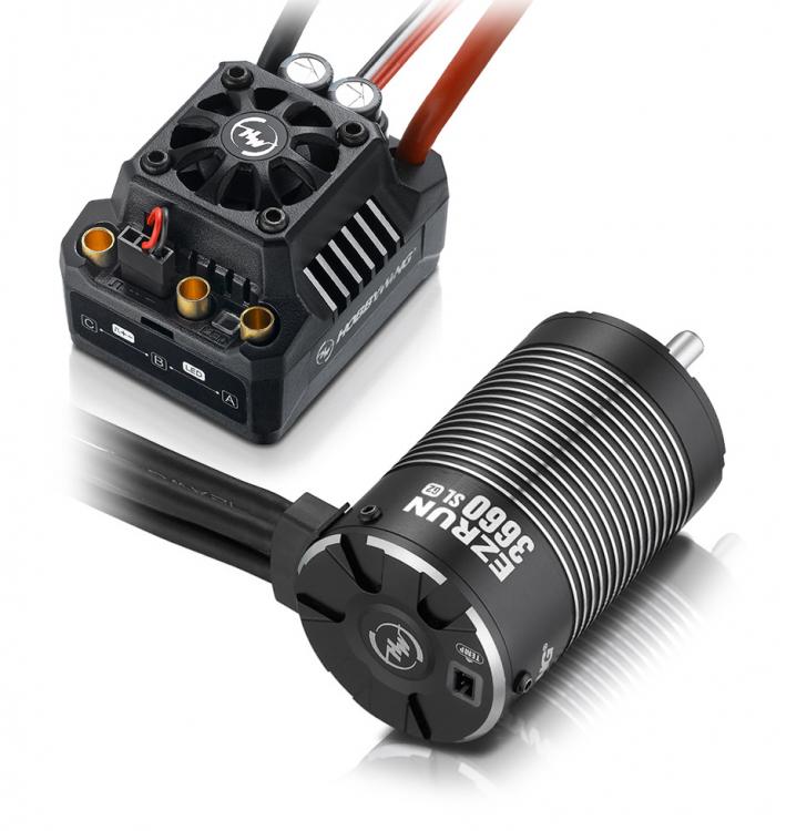 EzRun Combo Max10 SCT - 3660SL 3200kv 2-3S 1/10