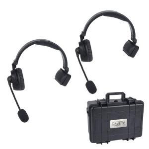 Trådlöst Intercomsystem för 2 samtida användare Full Duplex