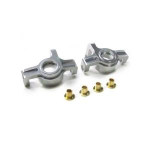 Styrspindlar Aluminium Silver Mini Eight GPM