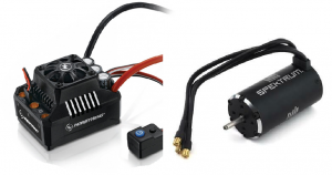 Borstlöst System 1/8-1/5 HW MAX6 ESC / Spektrum Firma 1250kv Motor