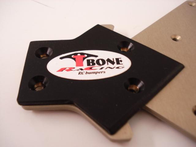 MBX6. Skid. Bakre. T-Bone.