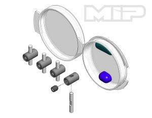 Rep sats för TRX-4 Drivlina MIP Moore