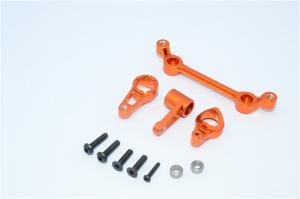 Styrningslänkage Alu Orange Mini Eight Truggy