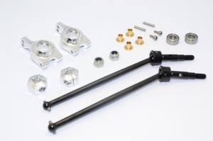 Drivaxlar-Hubbar-Hexar Bak Mini Eight Truggy