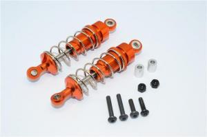 Oljestötdämpare Främre (68mm) Alu. Orange Mini Eight Truggy