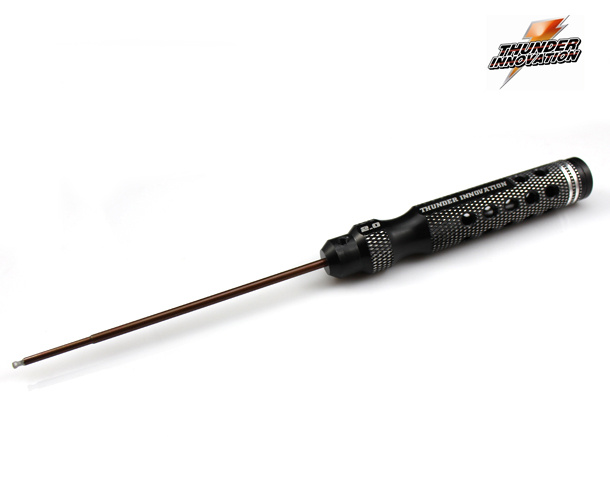 Insexmejsel med kulspets 2.0mm Thunder Innovation