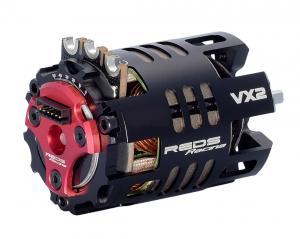 Borstlös Motor VX2 1/10 2-pol Sensor 7.5T REDS Racing