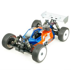 ​TEKNO RC NB48 2.0 1/8 Nitro Off-road Buggy Byggsats