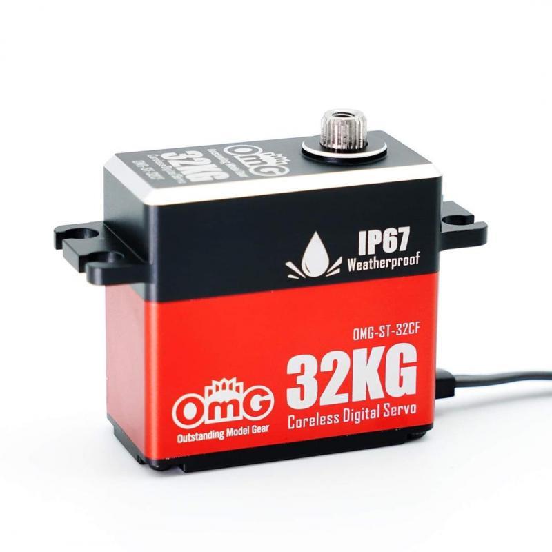 Servo Digitalt Waterproof IP67 29kg/0.089sek