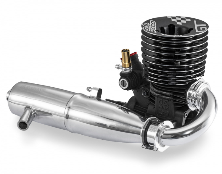 O.S. SPEED R21GT On-Road /T2060SC Combo