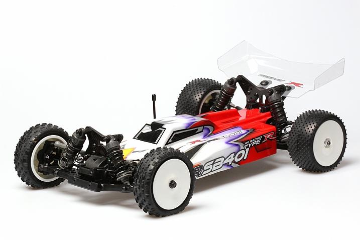 PR SB401-R 1/10 Electric 4wd Off Road Buggy Byggsats