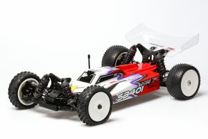 PR SB401-R 1/10 Electric 4wd Off Road Buggy Byggsats