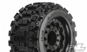 "Badlands MX28 2.8"" på F11 Fälg 17mm Hex"