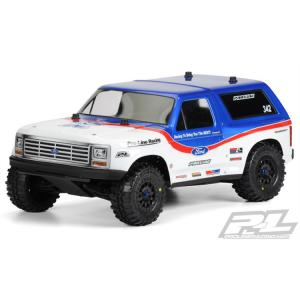 Kaross. 81 Ford Bronco. Short Course