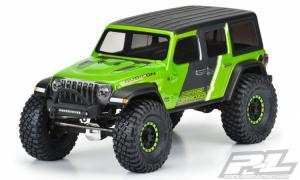 Kaross Jeep Wrangler JL Unlimited Rubicon Crawler Pro-Line Omålad