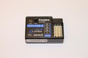 Mottagare R304SB-E 4-kanal  T-FHSS. Futaba
