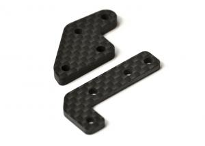 R4002 Carbon Side Wing and Brace Plates F1 Ultra