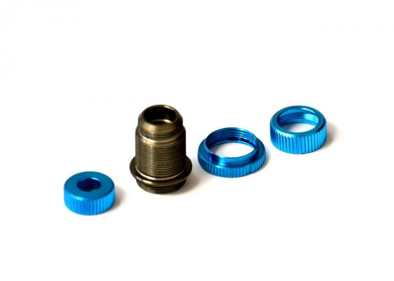 R4077 Micro Shock Parts Alloy F1 Ultra