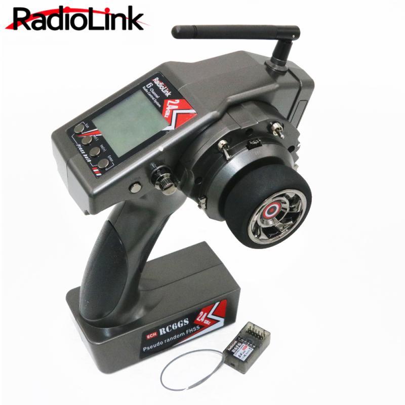 Radiolink 6-Kanal Sändare/Mottagare 2,4GHz