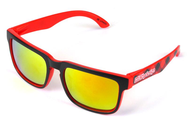 Solglasögon Claymore Collection Red TARTAN